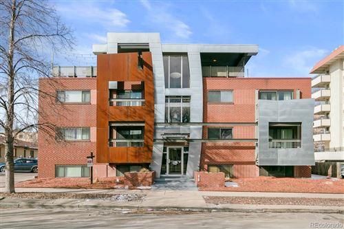 Photo of 75 N Emerson Street #202, Denver, CO 80218 (MLS # 7612298)