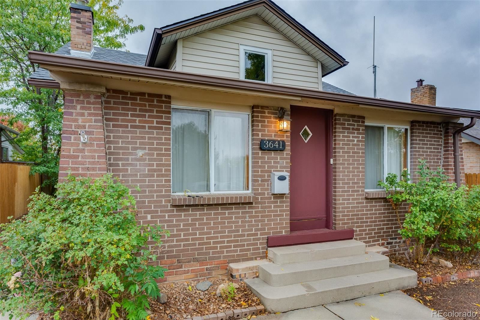 3641 N Garfield Street, Denver, CO 80205 - #: 3368298