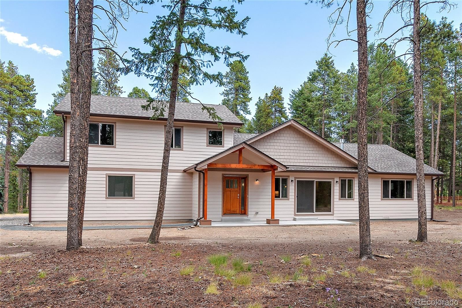 10892  Barker Avenue, Conifer, CO 80433 - #: 3859300