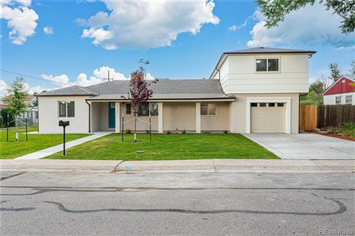 Photo of 1150 S Eliot Street, Denver, CO 80219 (MLS # 3084301)