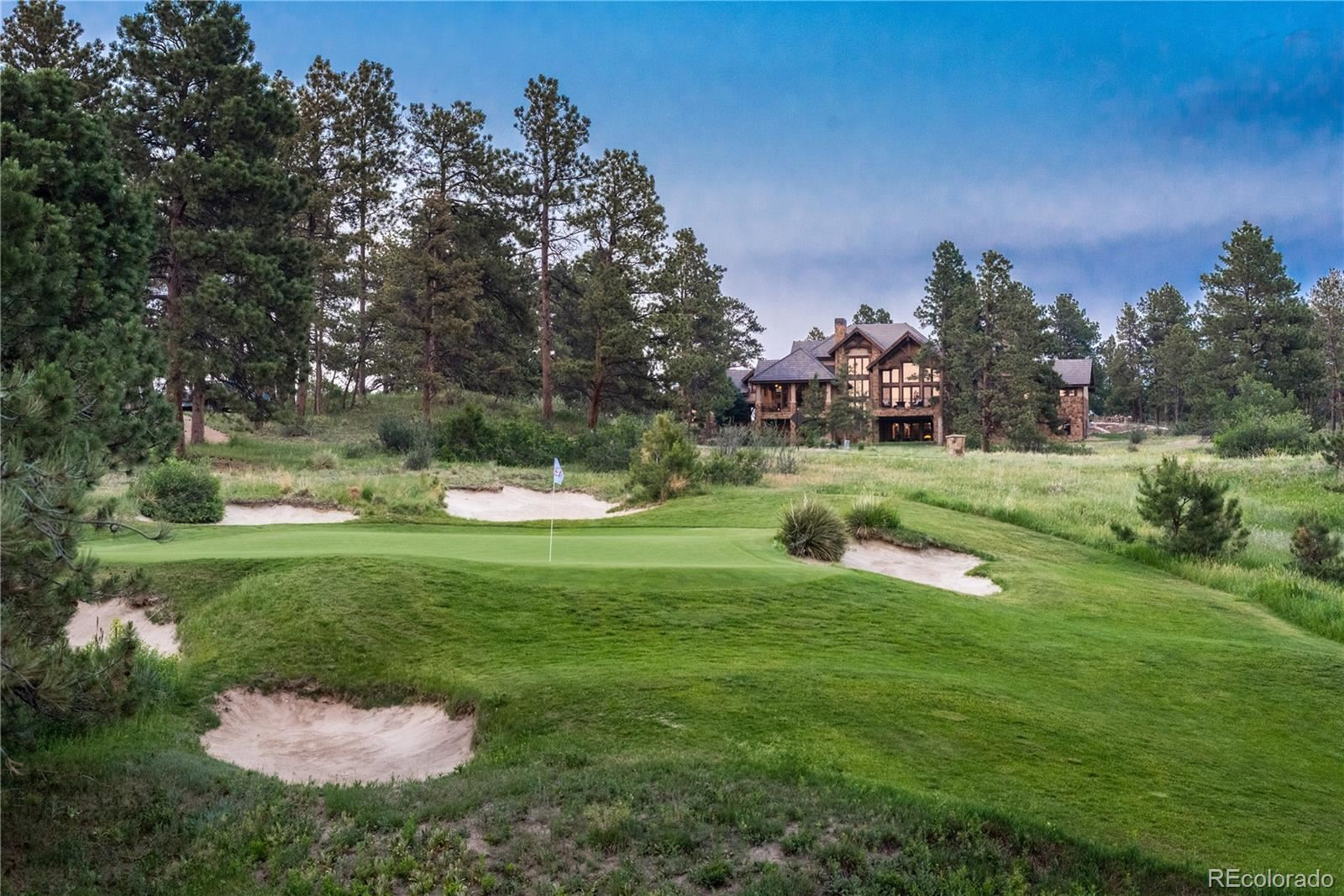 Photo of 7959 Forest Keep Circle, Parker, CO 80134 (MLS # 9415301)