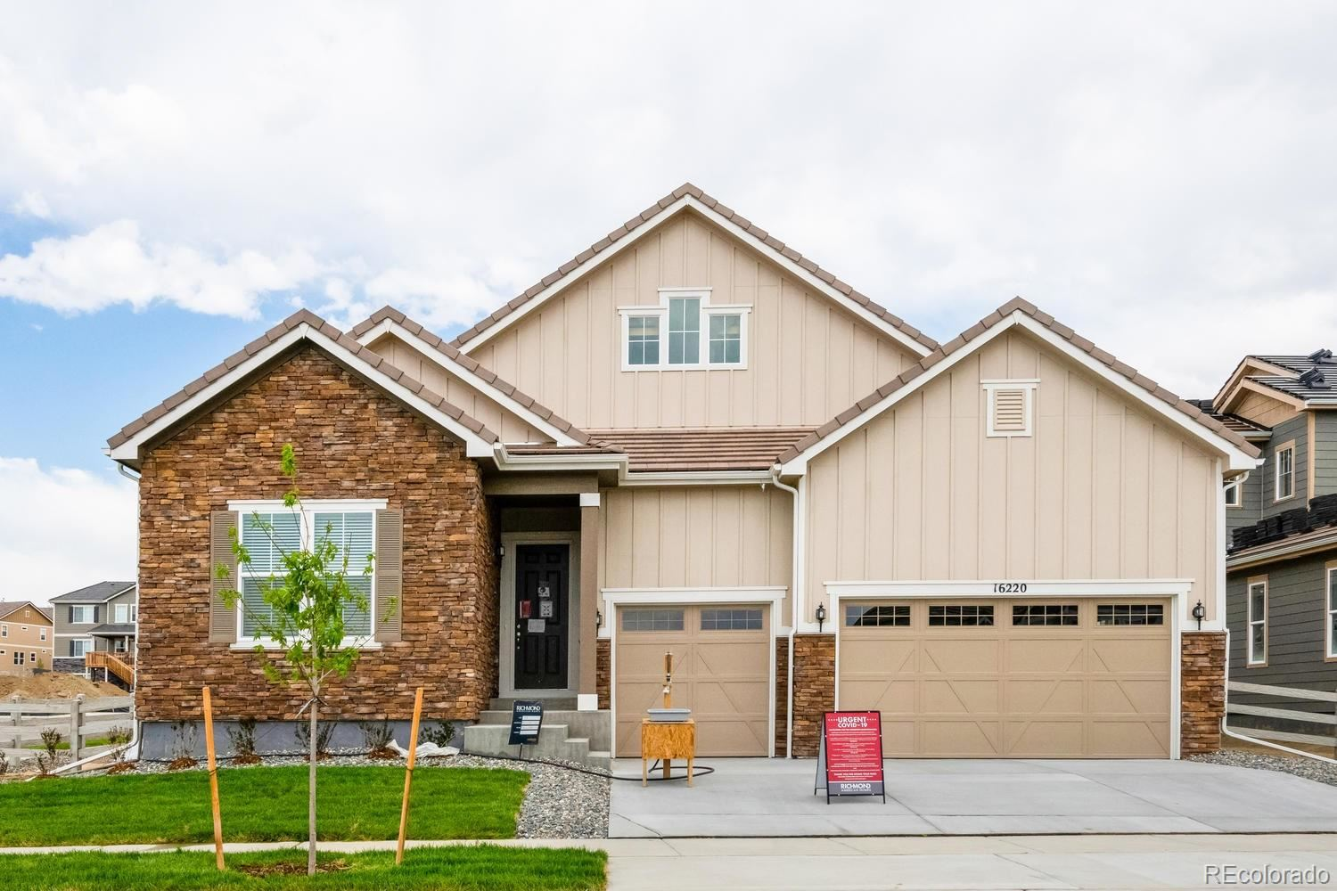 16220  Mount Oso Place, Broomfield, CO 80023 - #: 1784303