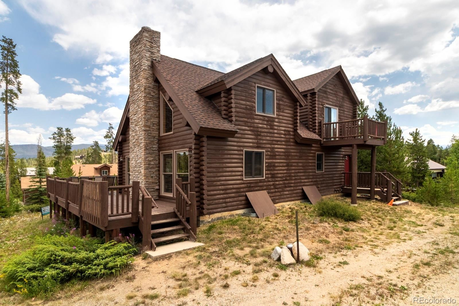 162 County Road 6522, Grand Lake, CO 80447 - #: 4424306