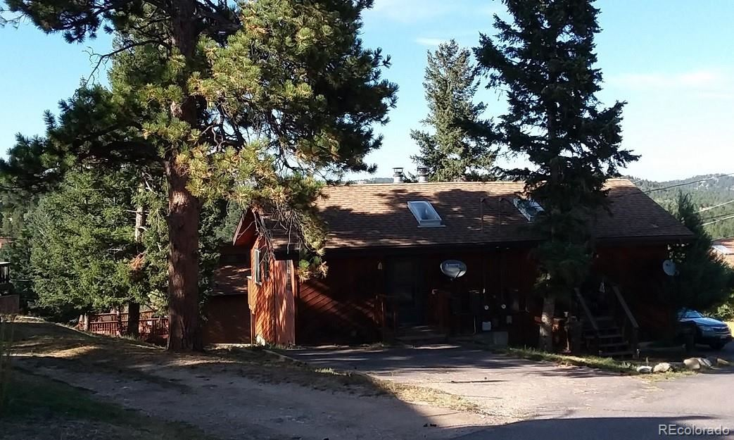30721 Hilltop Drive, Evergreen, CO 80439 - #: 5813306
