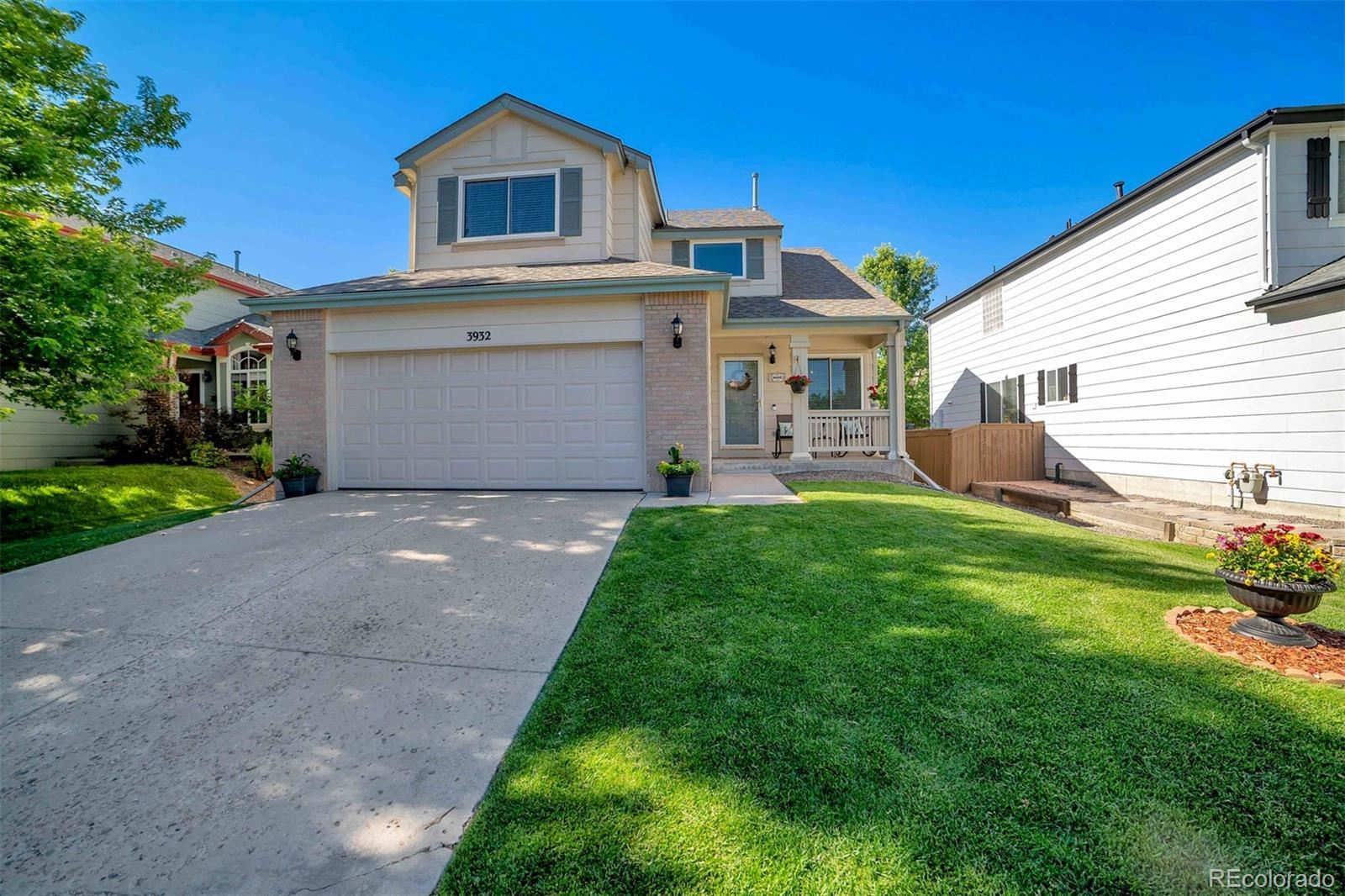 3932 Garnet Court, Highlands Ranch, CO 80126 - #: 6022306
