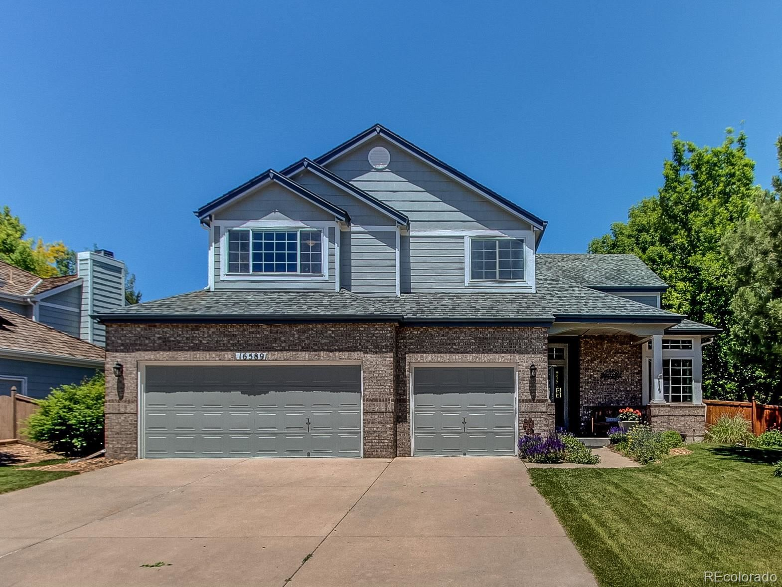 16589  Amberstone Way, Parker, CO 80134 - #: 8220307