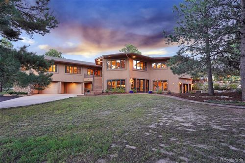 Photo of 660 Winding Hills Road, Monument, CO 80132 (MLS # 5326308)