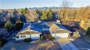 Photo of 7456 Old Mill Trail, Boulder, CO 80301 (MLS # 7212309)