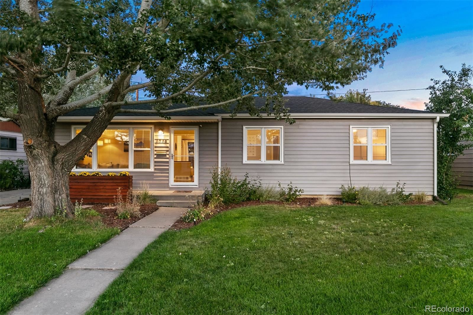 1718 S Elm Street, Denver, CO 80222 - #: 7785309