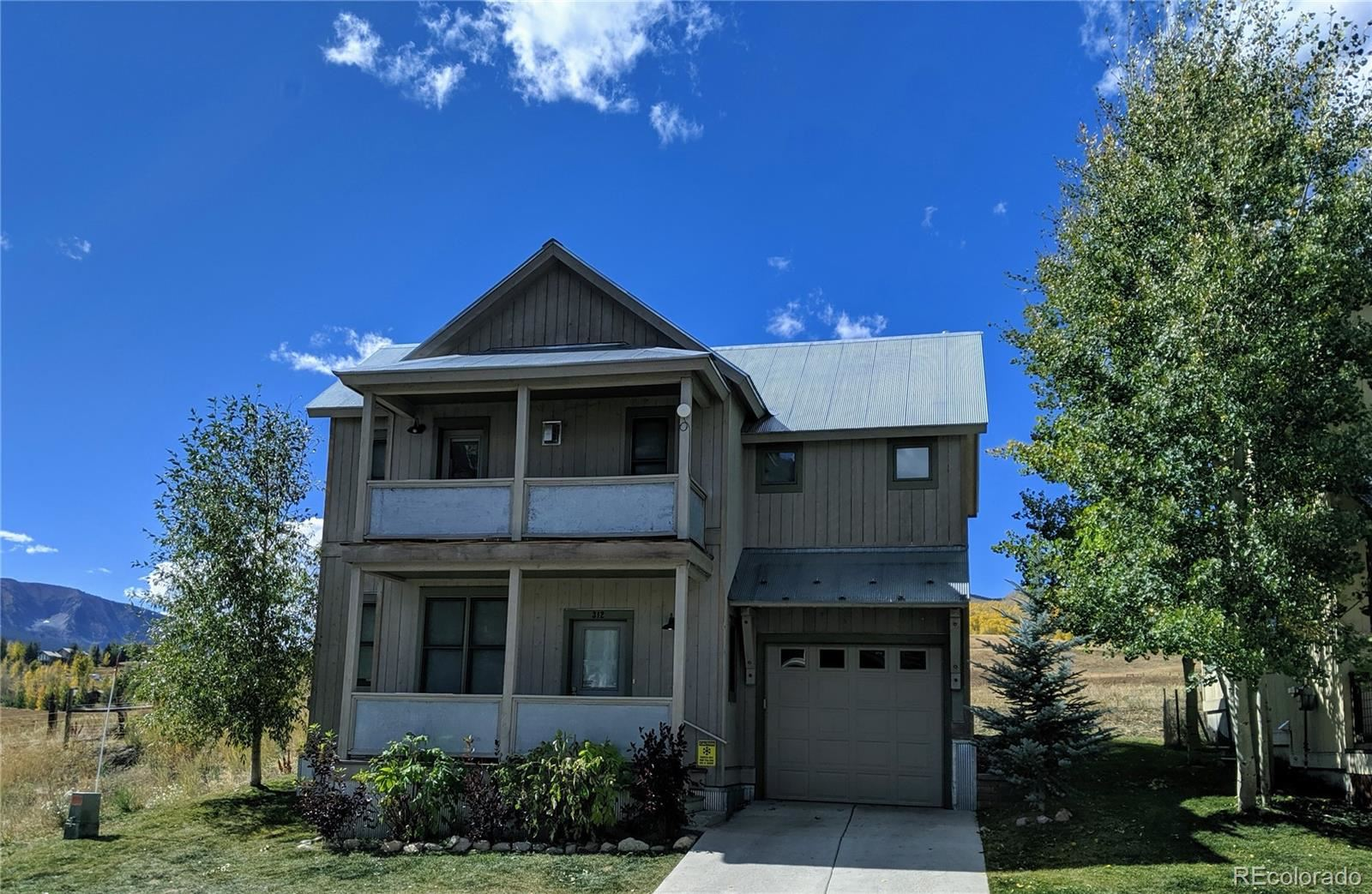 312  Horseshoe Drive, Mount Crested Butte, CO 81225 - #: 3612310