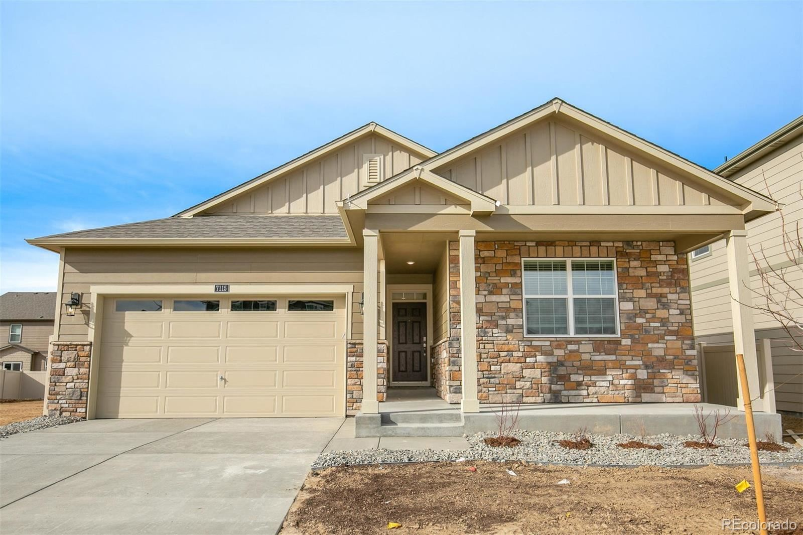 6712 Fraser Circle, Frederick, CO 80530 - MLS#: 7374310