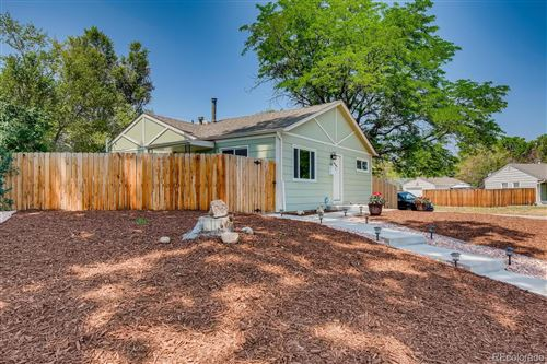 Photo of 2601 S Knox Court, Denver, CO 80219 (MLS # 1720312)