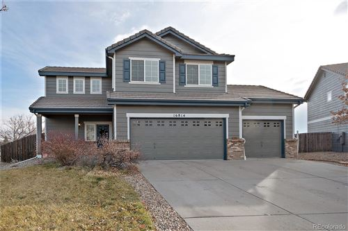 Photo of 16814 East Hollow Horn Avenue, Parker, CO 80134 (MLS # 7445312)
