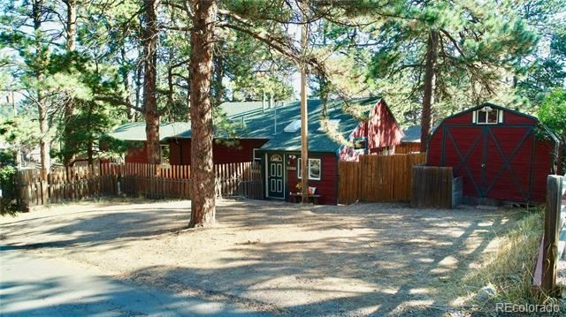 30282 Spruce Road, Evergreen, CO 80439 - #: 3397314