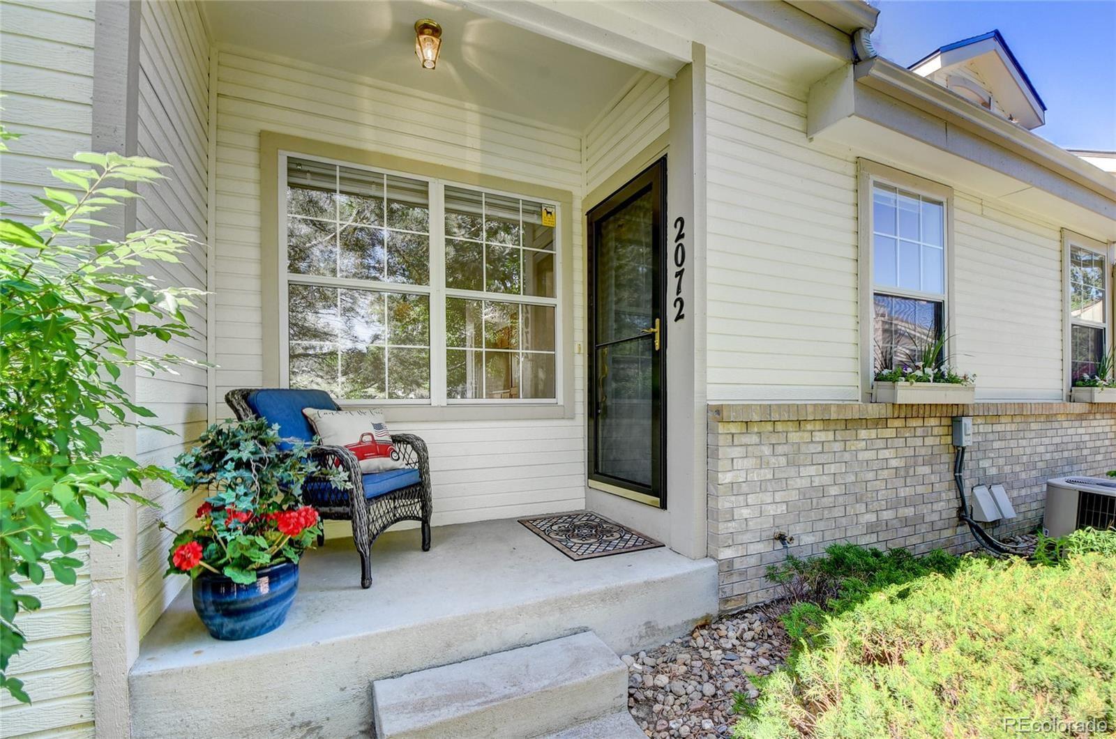 2072 S Xenia Way, Denver, CO 80231 - #: 9198316