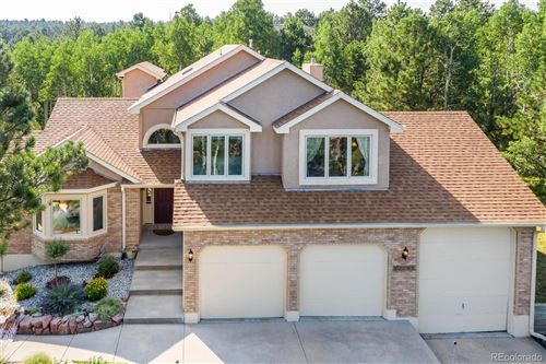 Photo of 20485 Silver Horn Lane, Monument, CO 80132 (MLS # 8057320)