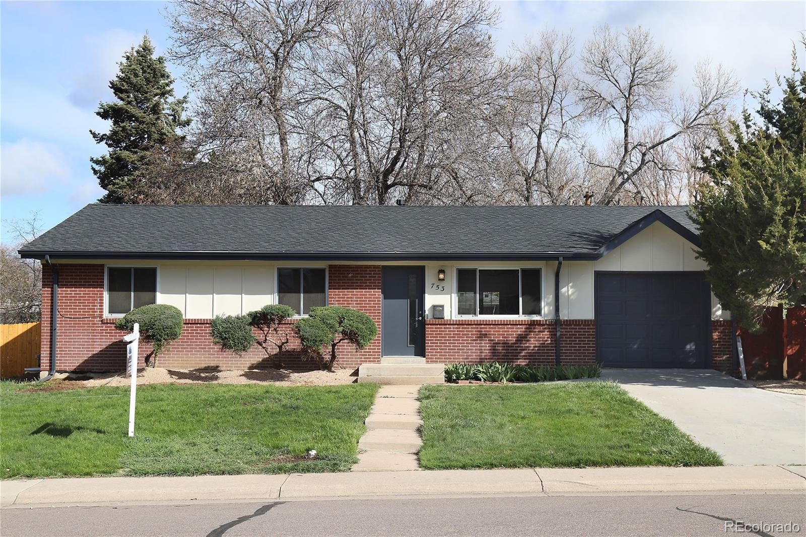 753 W Longview Avenue, Littleton, CO 80120 - #: 3799320
