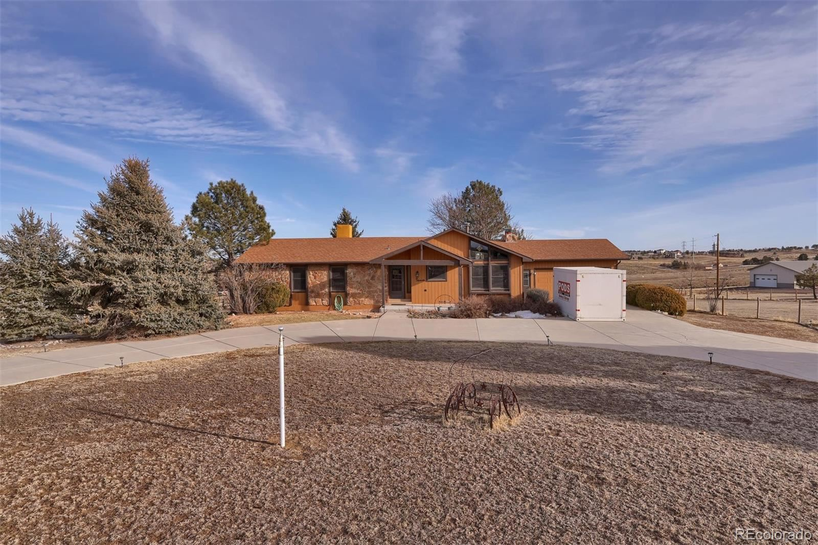 12834  Forest Canyon Drive, Parker, CO 80138 - #: 2070321