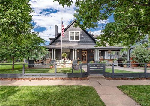 Photo of 1651 Dahlia Street, Denver, CO 80220 (MLS # 3772322)