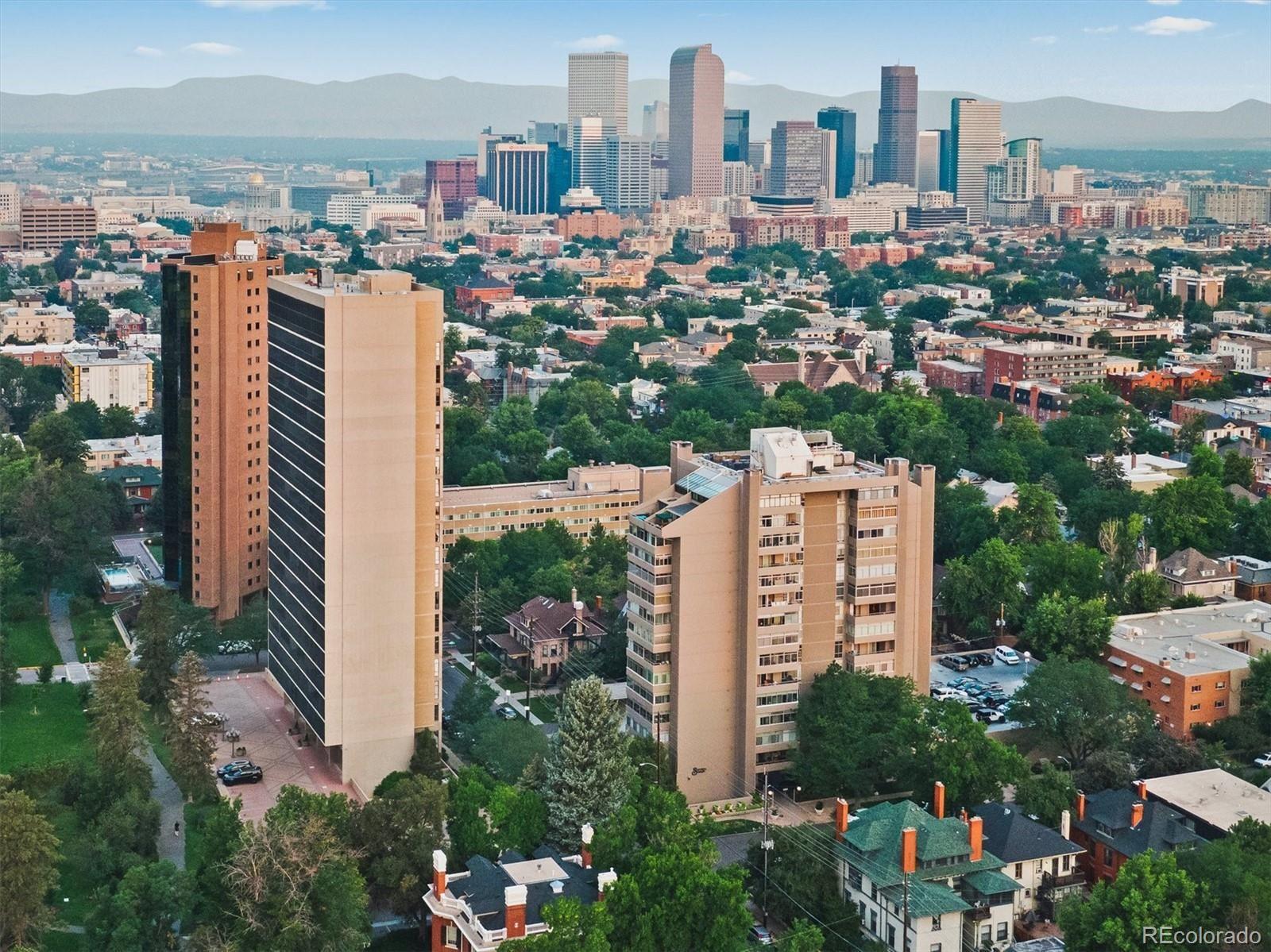 Photo of 1313 N Williams Street #505, Denver, CO 80218 (MLS # 5097324)