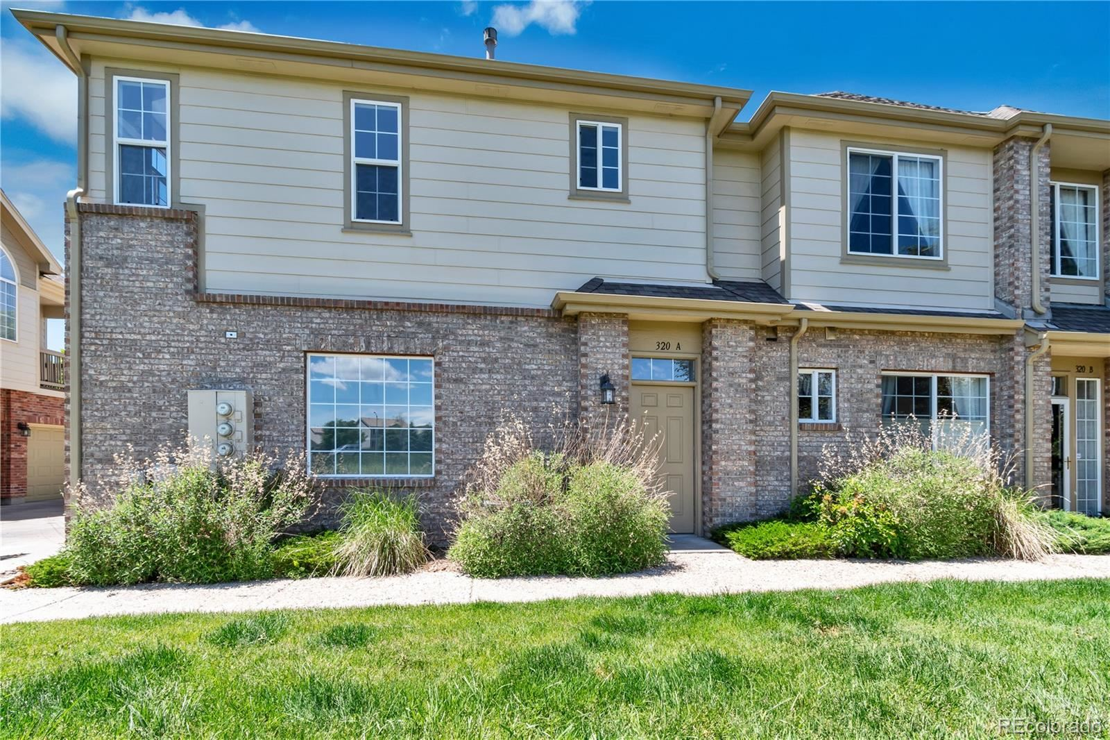 320  Granby Way  A #A, Aurora, CO 80011 - #: 7917324