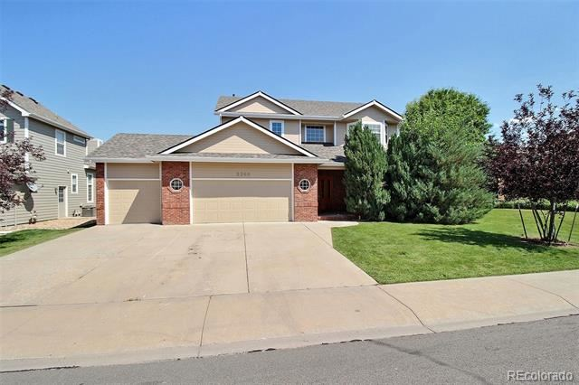 2360 42nd Avenue Court, Greeley, CO 80634 - #: 3224325