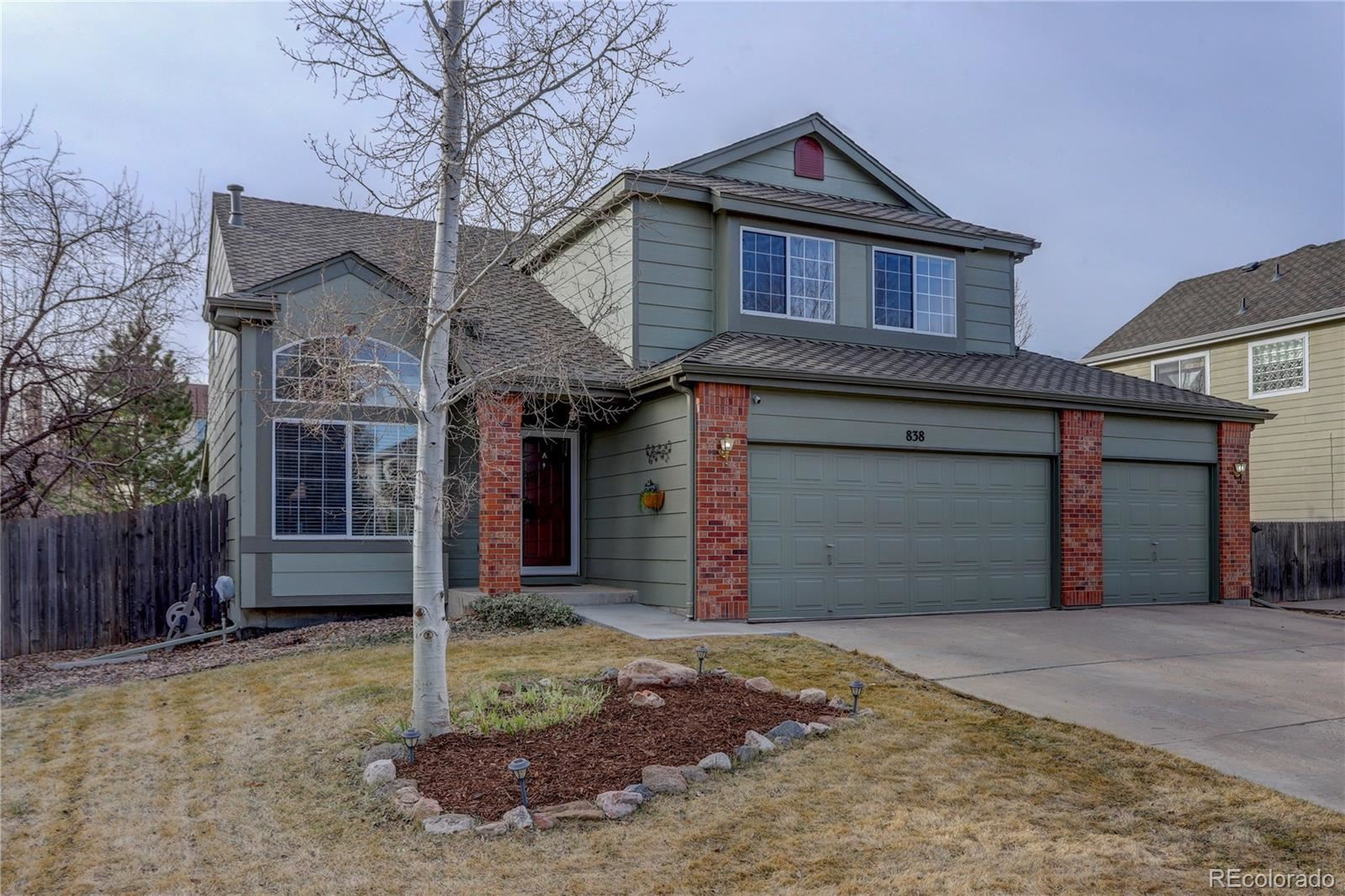 838 E 133rd Avenue, Thornton, CO 80241 - #: 6662325