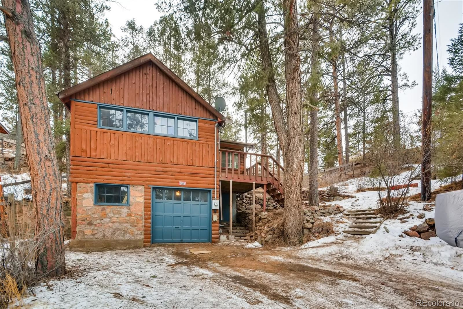 15958  Old Stagecoach Road, Pine, CO 80470 - #: 9469325
