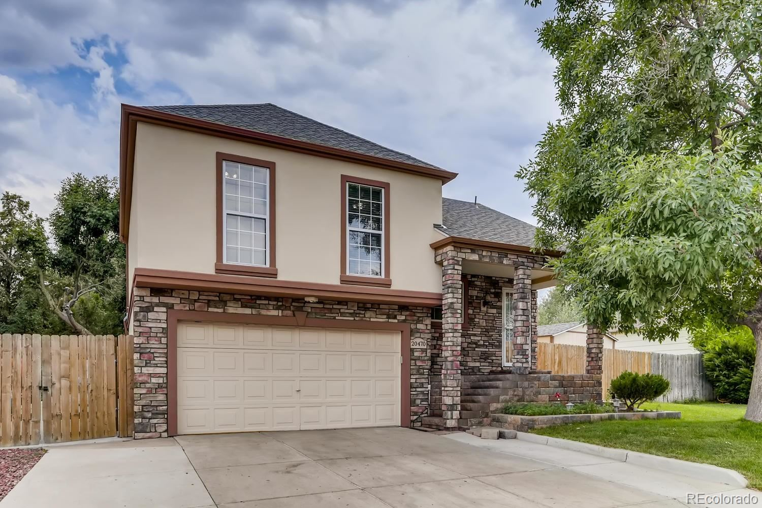 20470 Kelly Place, Denver, CO 80249 - #: 1609327