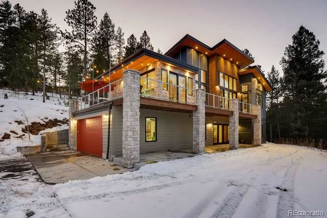 5849 South Merriam Drive, Evergreen, CO 80439 - #: 6969327