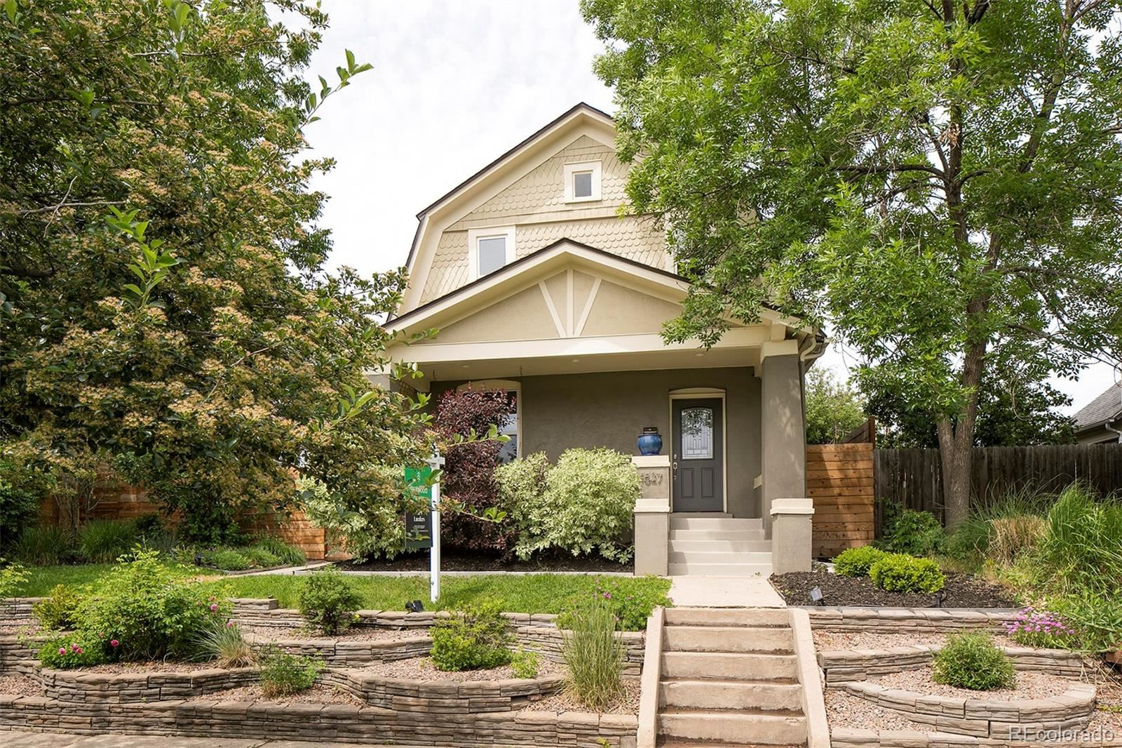 4527 Elm Court, Denver, CO 80211 - #: 9473330