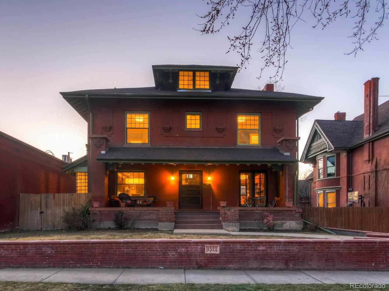 1521  Steele Street, Denver, CO 80206 - #: 4754332