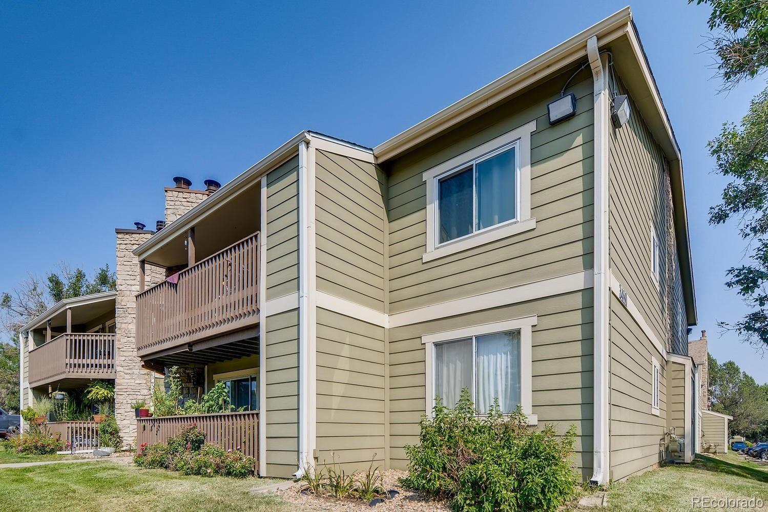 3480 S Eagle Street #203, Aurora, CO 80014 - MLS#: 9664332