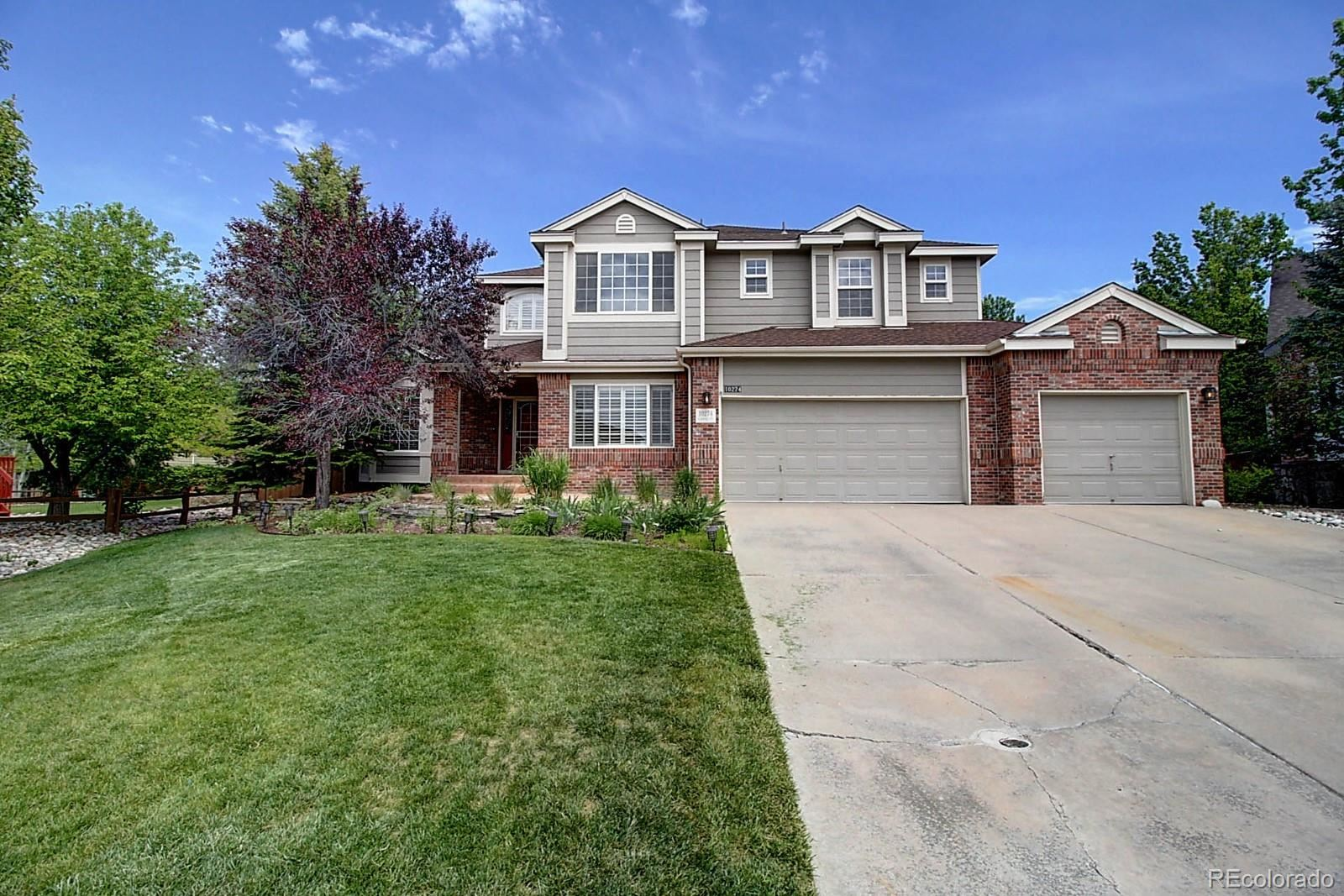 10274  Knoll Court, Highlands Ranch, CO 80130 - #: 9881332