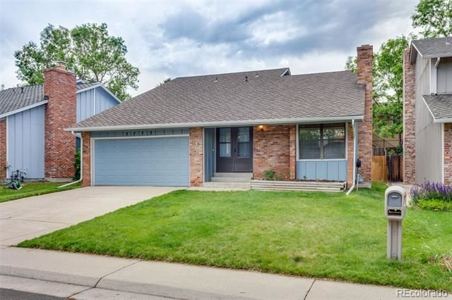 5773 South Lansing Court, Englewood, CO 80111 - #: 7552333