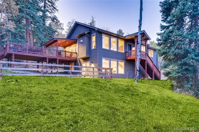 34808 Forest Estates Road, Evergreen, CO 80439 - #: 8880333