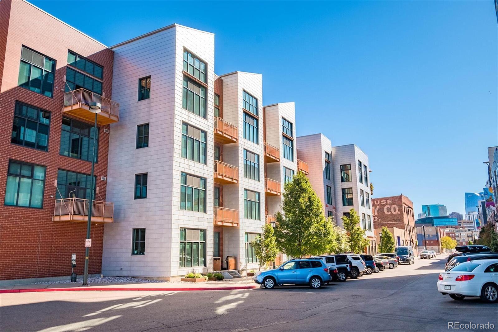 Photo of 3100 N Huron Street #3Q, Denver, CO 80202 (MLS # 9330333)