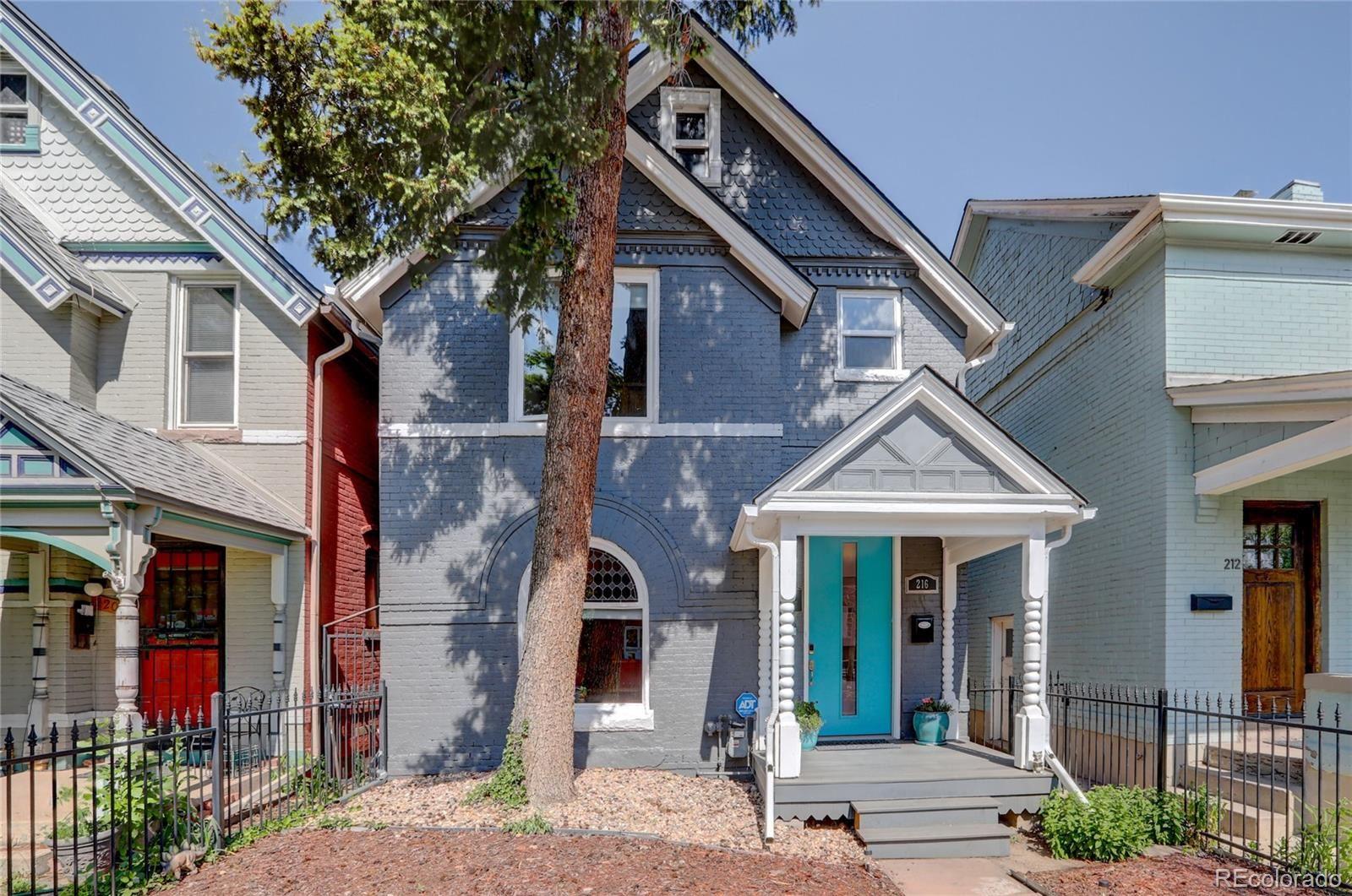 Photo of 216 N Lincoln Street, Denver, CO 80203 (MLS # 5542334)