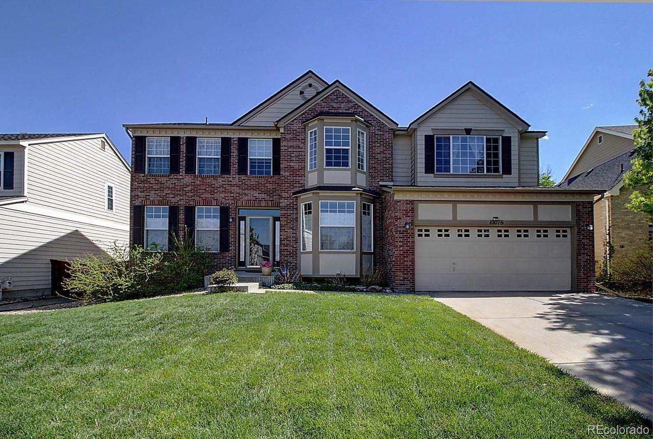 10076  Darwin Lane, Highlands Ranch, CO 80130 - #: 6774334