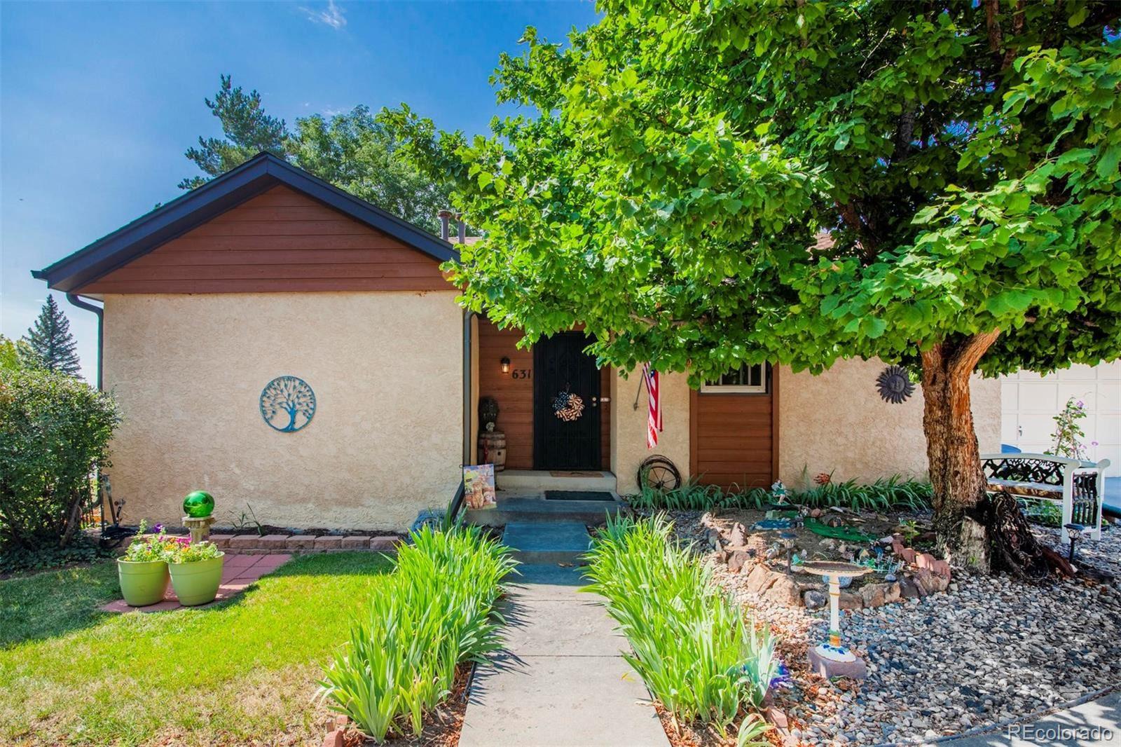631 Brentwood Street, Lakewood, CO 80214 - #: 7497334