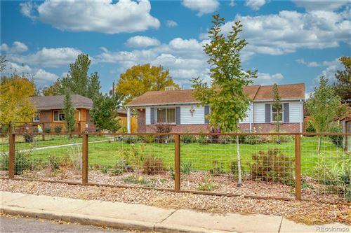 Photo of 2835 Elm Street, Denver, CO 80207 (MLS # 2920336)