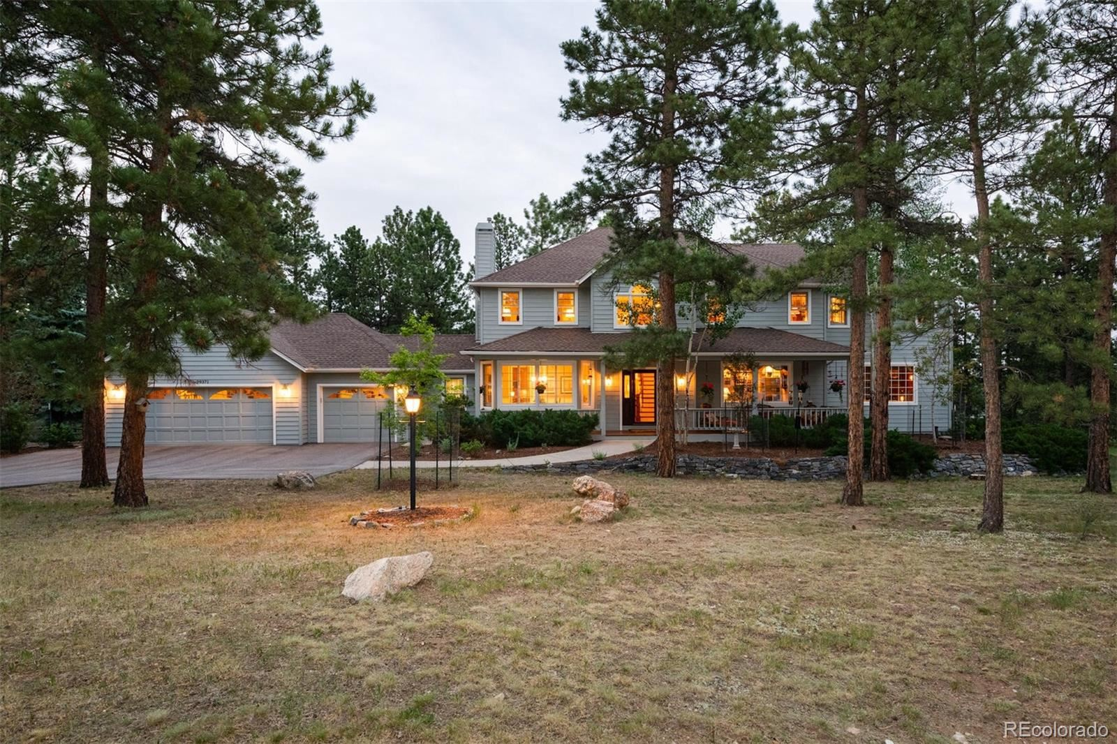 29371 Camelback Lane, Evergreen, CO 80439 - #: 3119336