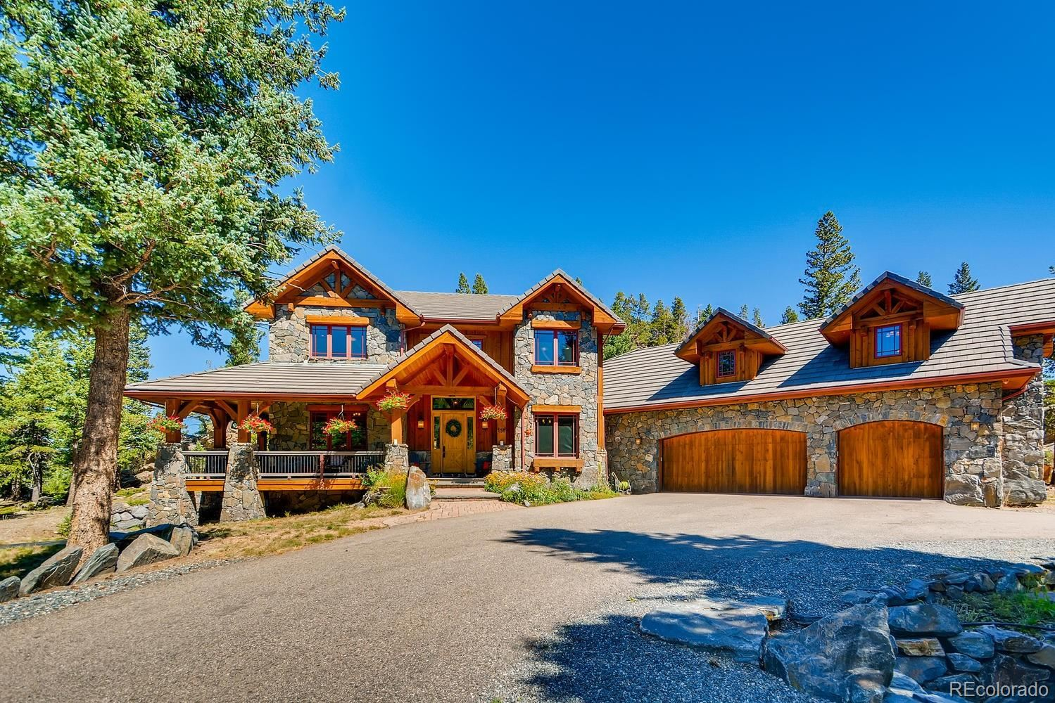 150 Outpost Lane, Evergreen, CO 80439 - #: 3296337