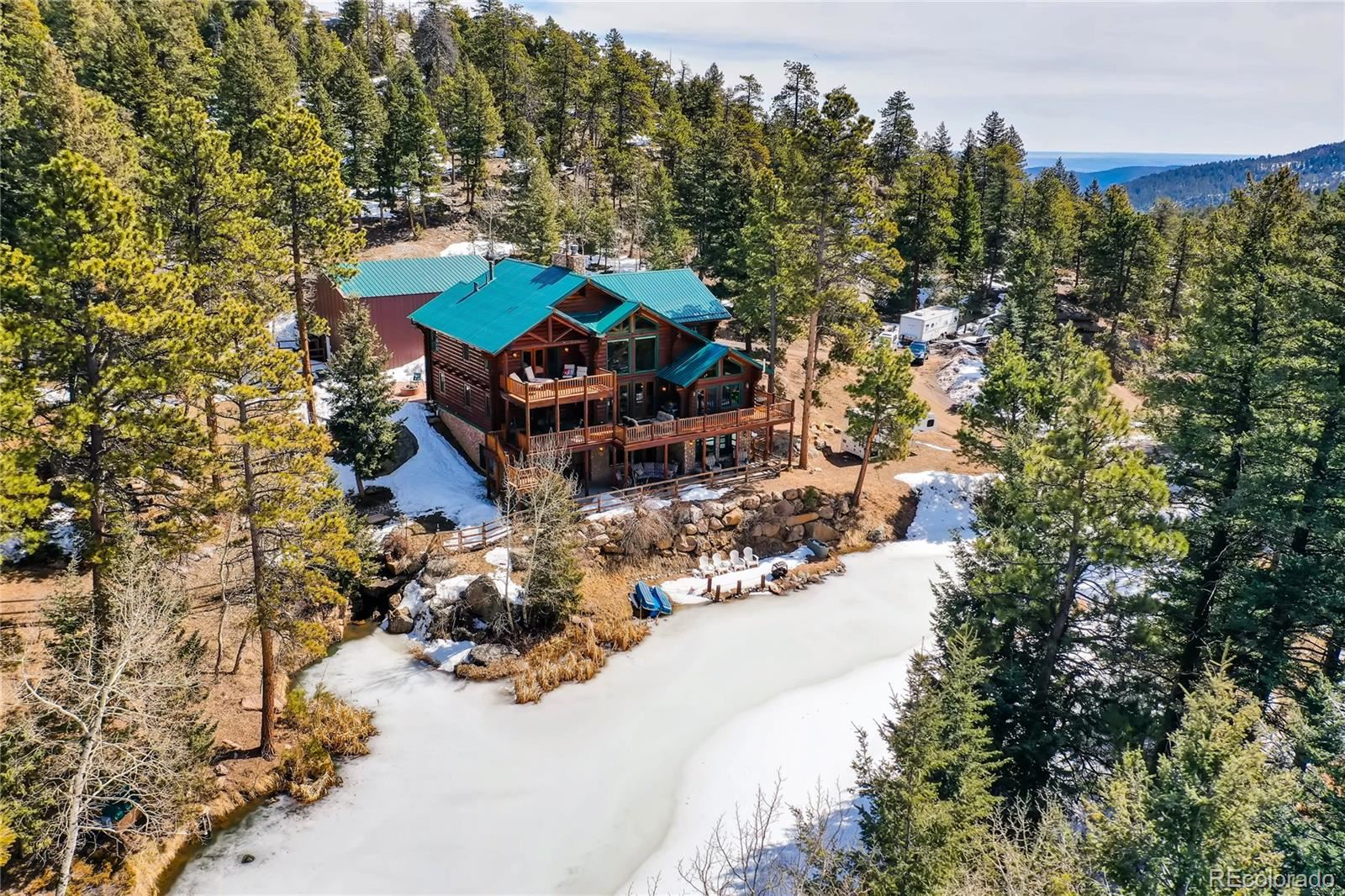 22231  Alpine Meadows, Morrison, CO 80465 - #: 6282337