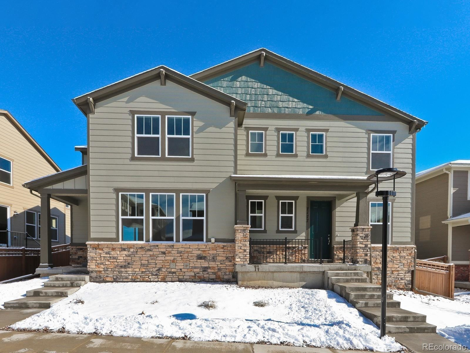 7183  Finsberry Way, Castle Pines, CO 80108 - #: 1719340