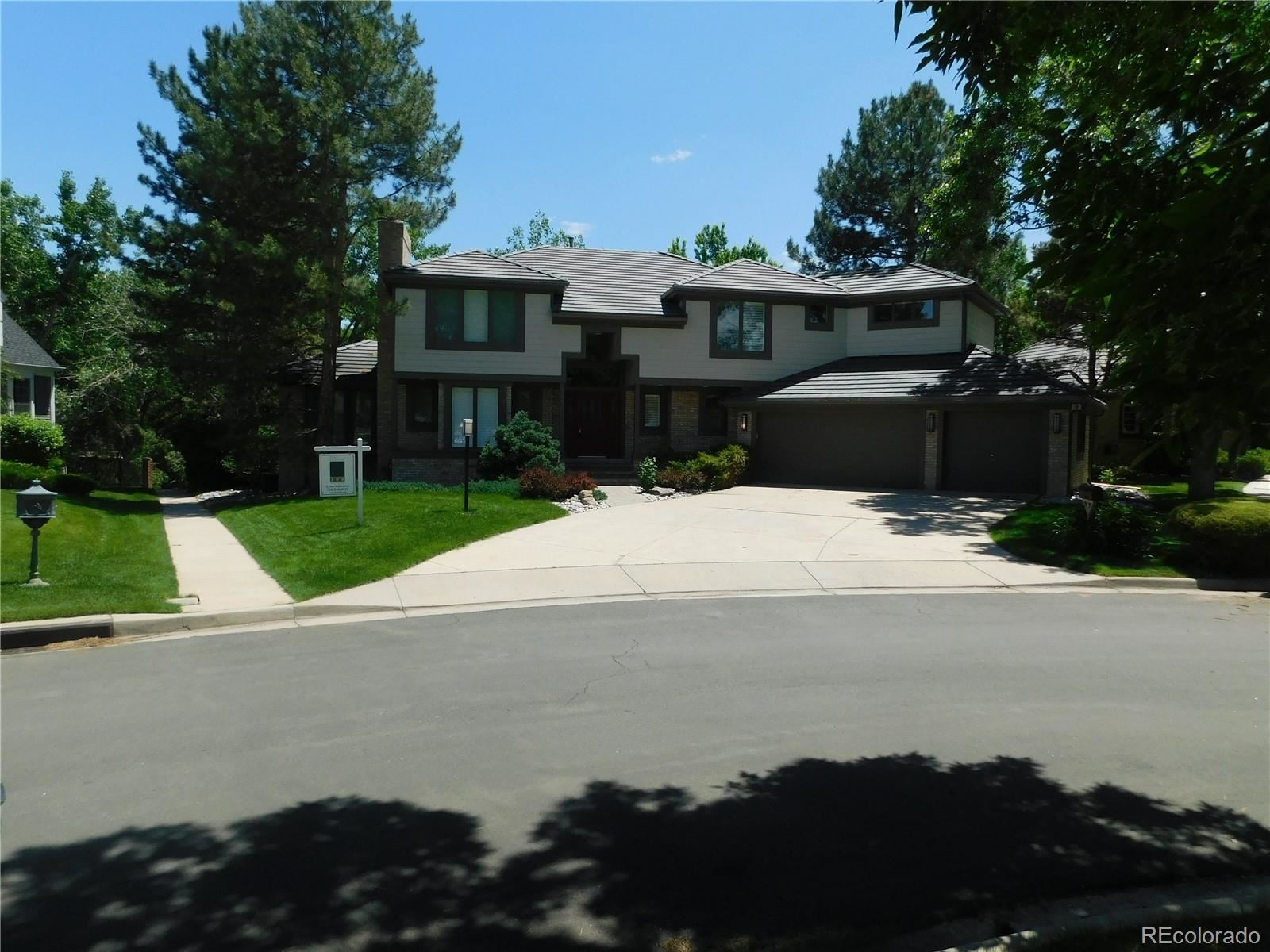 9899 E Fair Lane, Englewood, CO 80111 - #: 7079340