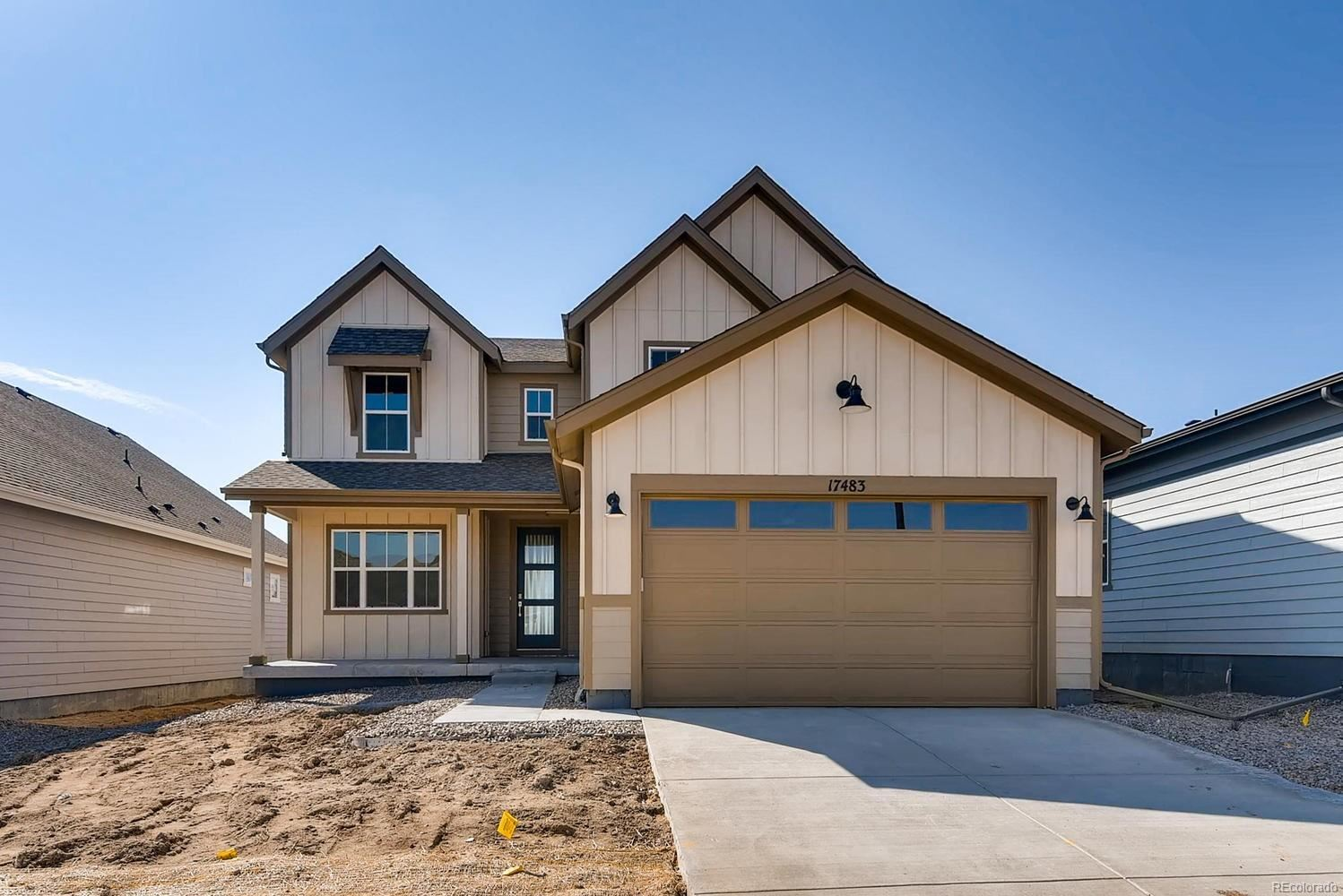 5744  Pinto Valley Street, Parker, CO 80134 - #: 8127340