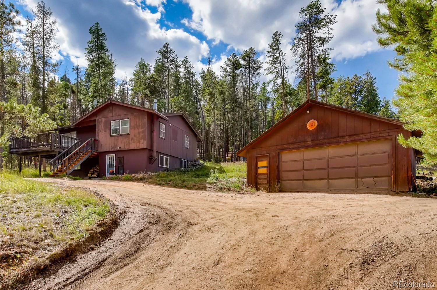 8247 S Brook Forest Road, Evergreen, CO 80439 - #: 9839342