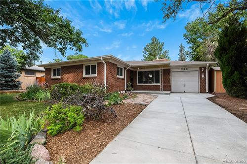 Photo of 3145 W Monmouth Avenue, Englewood, CO 80110 (MLS # 4541344)