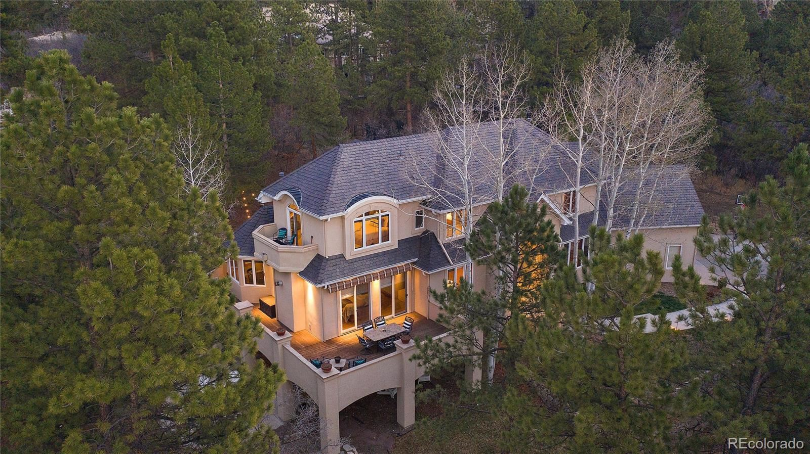 389 Castle Pines Drive, Castle Rock, CO 80108 - #: 4222344
